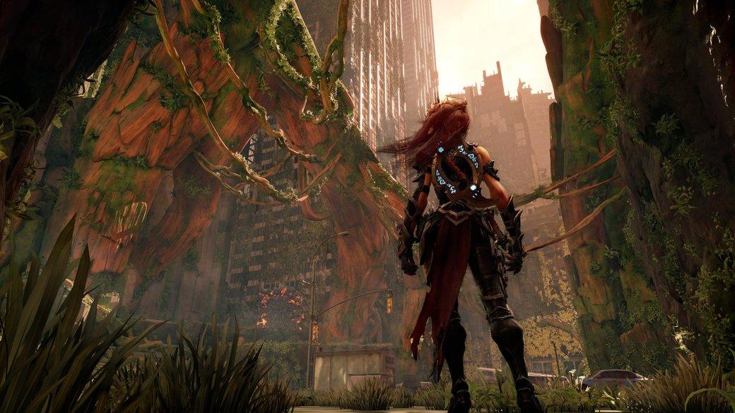 Darksiders III— Состоялся официальный анонс. 1-ый трейлер игры