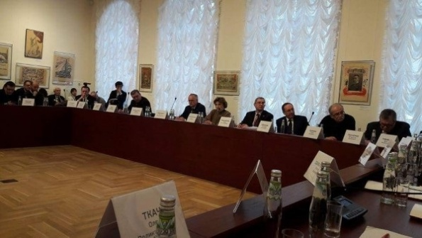 20170123-Первое заседание оргкомитета по подготовке и проведению мероприятий, посвящённых 100-летию революции 1917 года в России состоялось в Москве