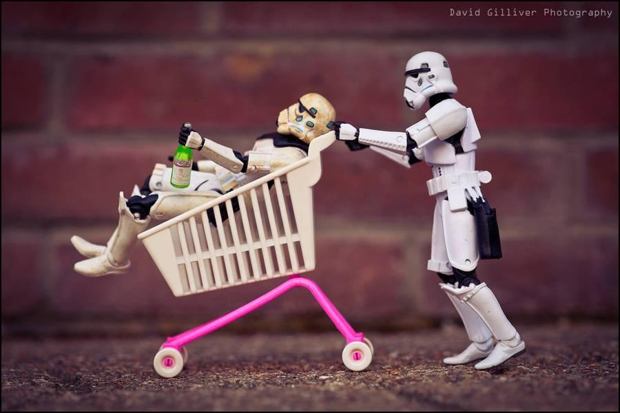 The Secret Lives of Star Wars Vilains by David Giliver