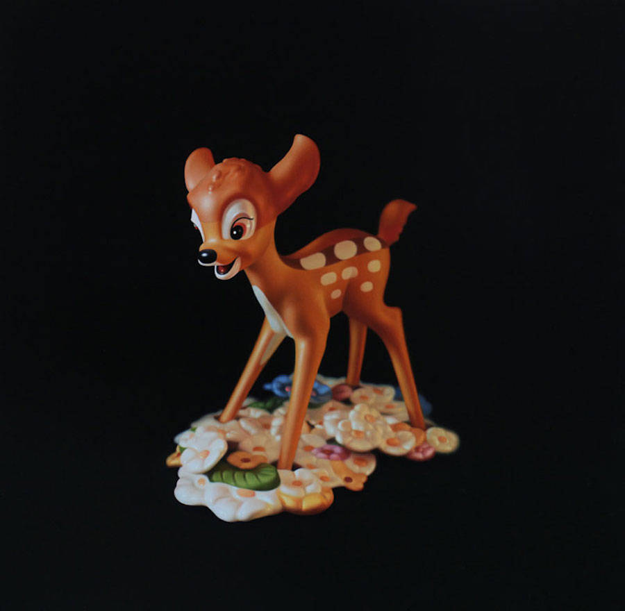 Beautiful 3D Effect Paintings of Iconic Cartoon Characters