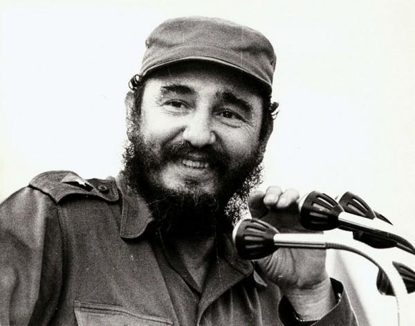 Товарищ Фидель Кастро Рус