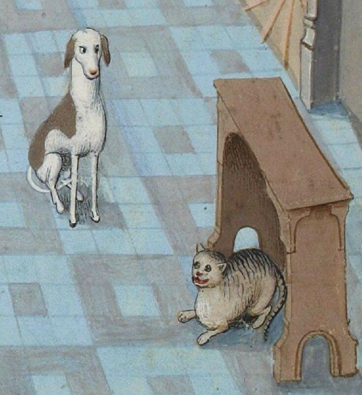 z2 Regnault de Montauban, rédaction en prose. Regnault de Montauban, tome 1er Date d'édition 1451-1500.jpg