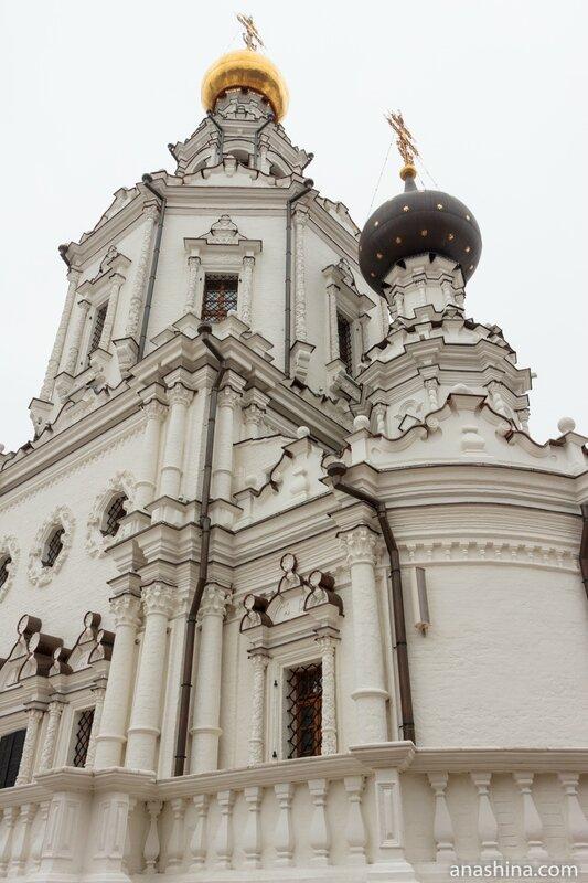 Троицкая церковь, Троице-Лыково