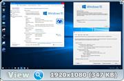 Windows® 10 Professional vl x86-x64 1607 RU by OVGorskiy® 03.2017 2DVD
