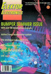 Magazine: Elektor Electronics - Страница 2 0_13a381_68a0b117_orig