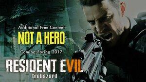 Capcom переносят выход DLC RE7 - Not a Hero 0_1a3d7e_a6b323af_M