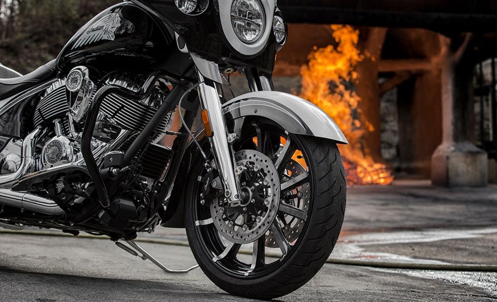 Мотоцикл Indian Chieftain Jack Daniels 2017