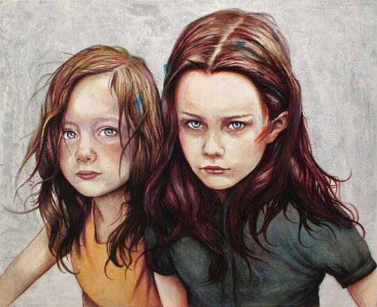 Traditional Portraits by Michael Shapcott