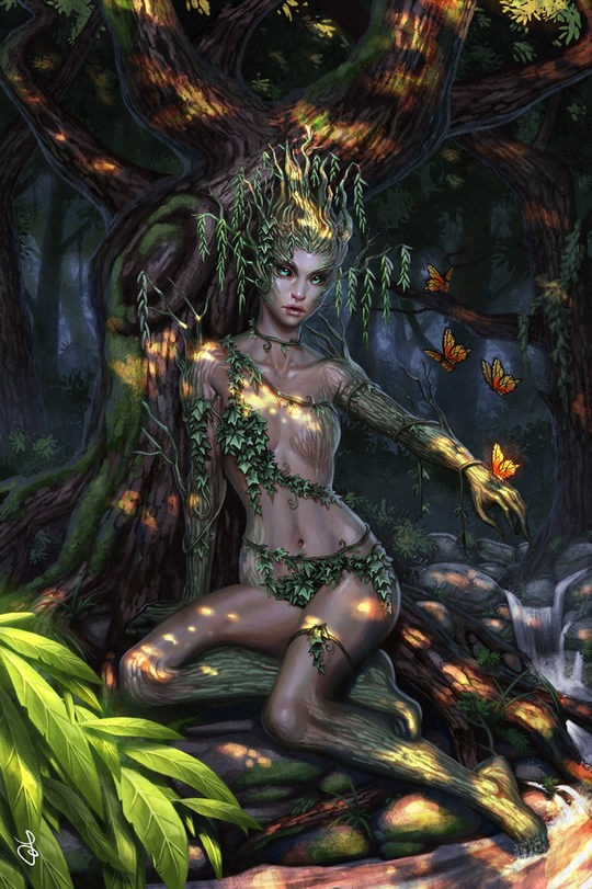 Must-See Fantasy Art by Sara Forlenza