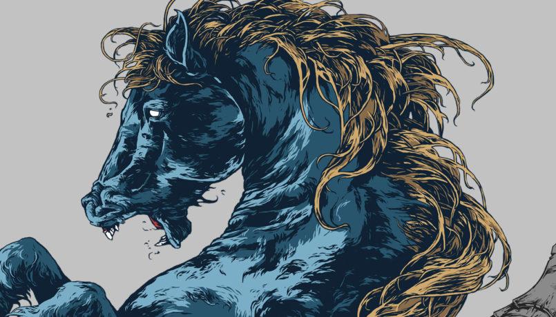 Animal Illustrations by Ivan Belikov