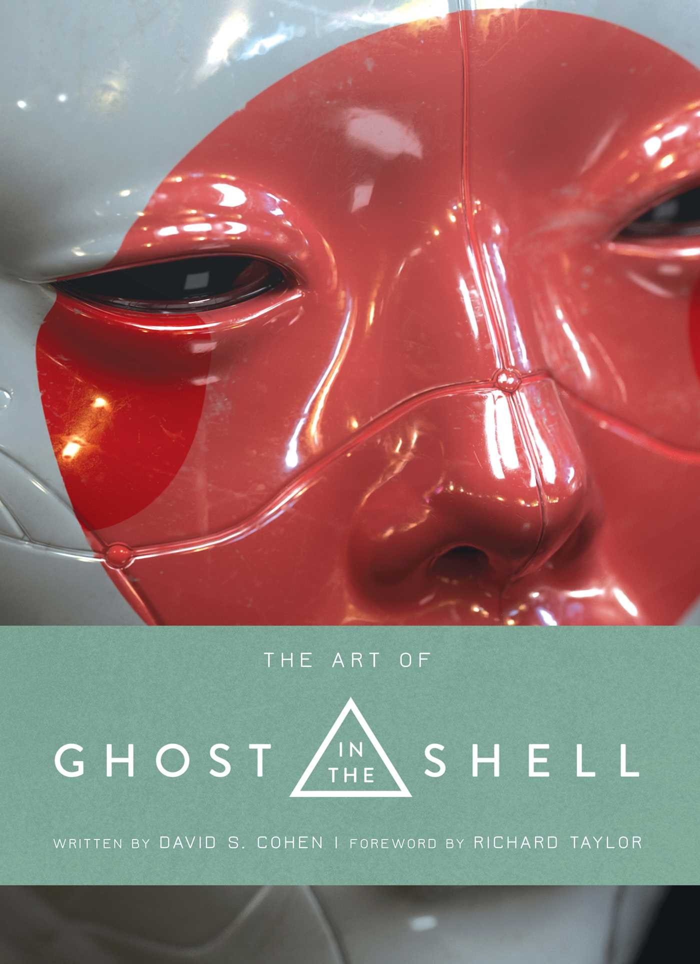 The Art of Ghost in the Shell (6 pics)