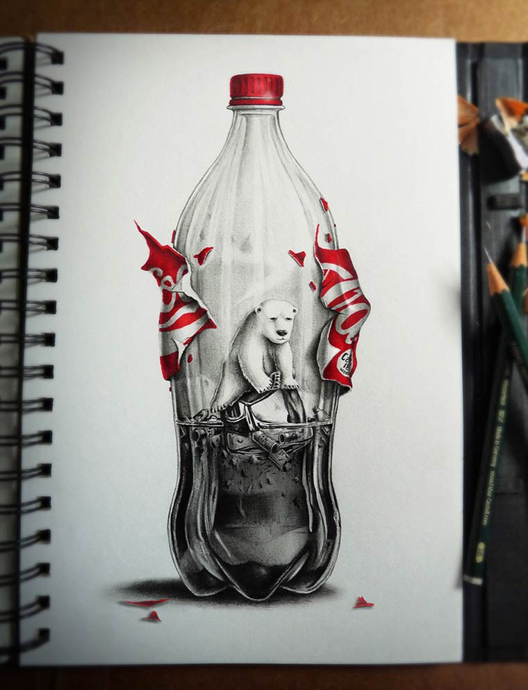 Endless - The latest illustrations by PEZ