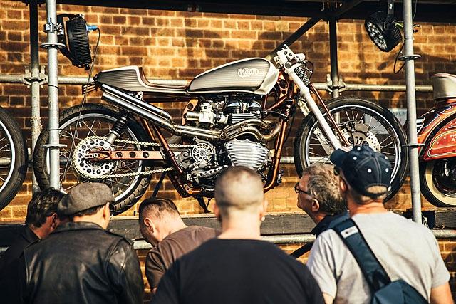 Байк-шоу Throttle Roll 2017 в Австралии (фото)