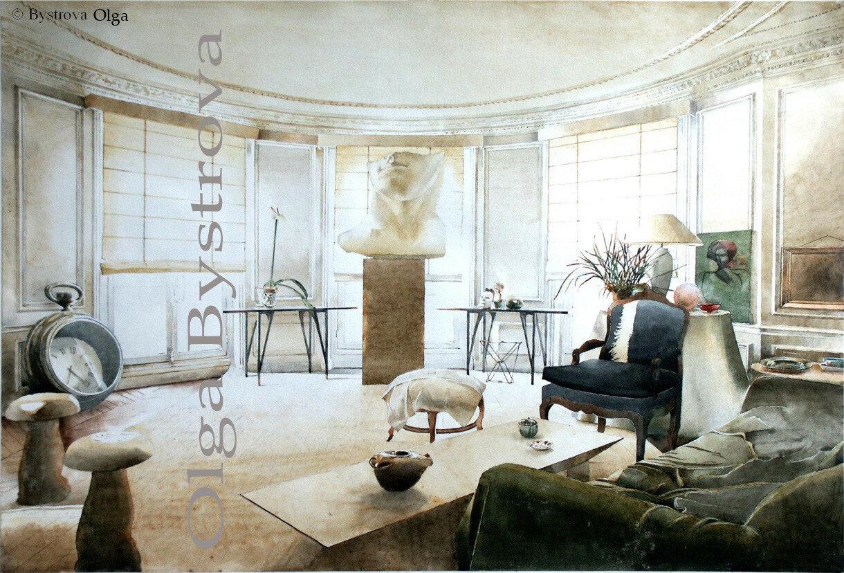 Chambre de David