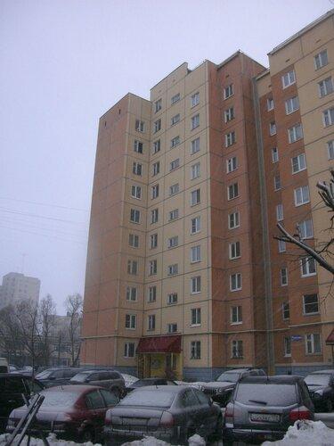 Пролетарская ул. 50к3