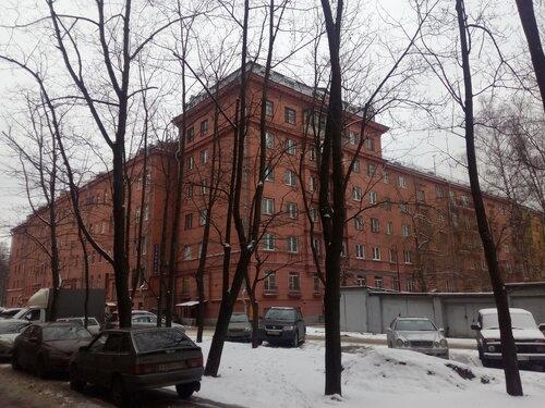 Яковлевский пер. 6