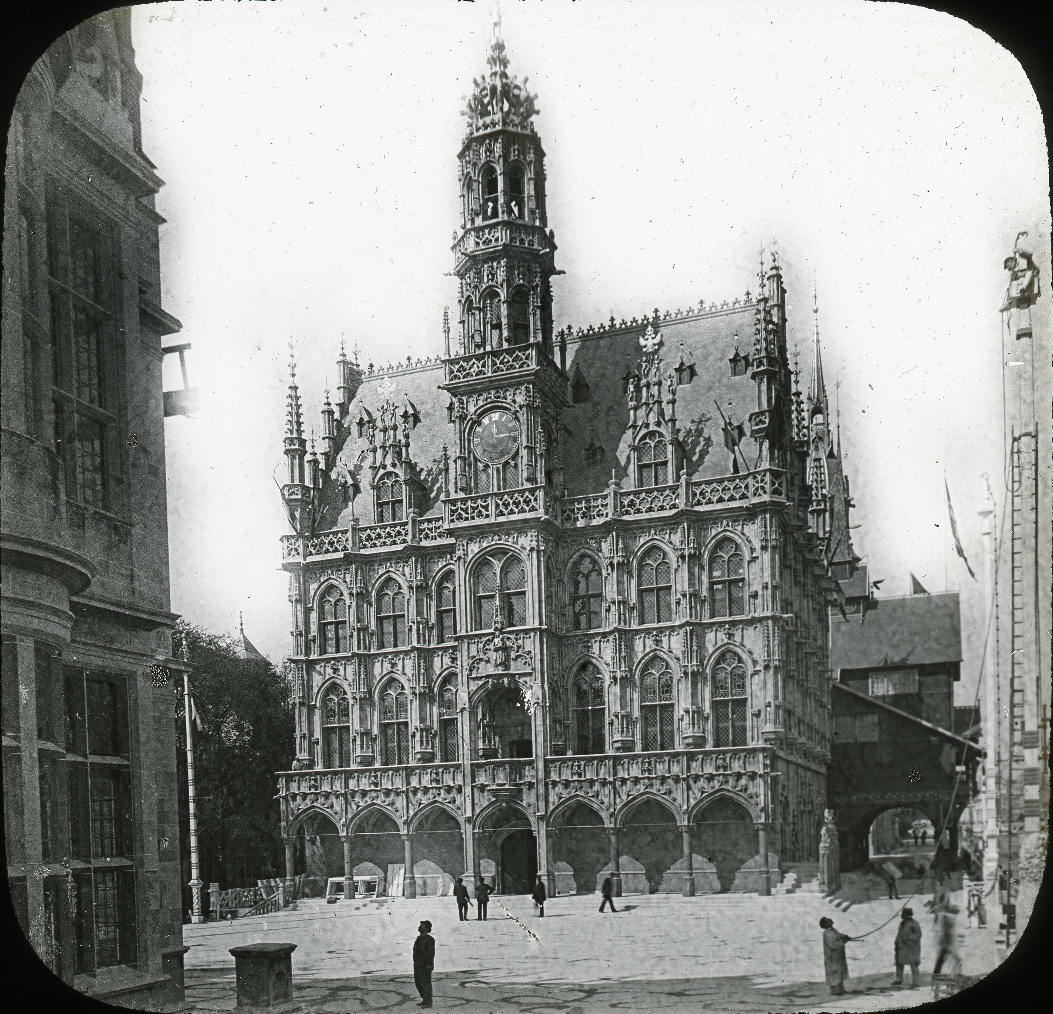 Павильон Бельгии