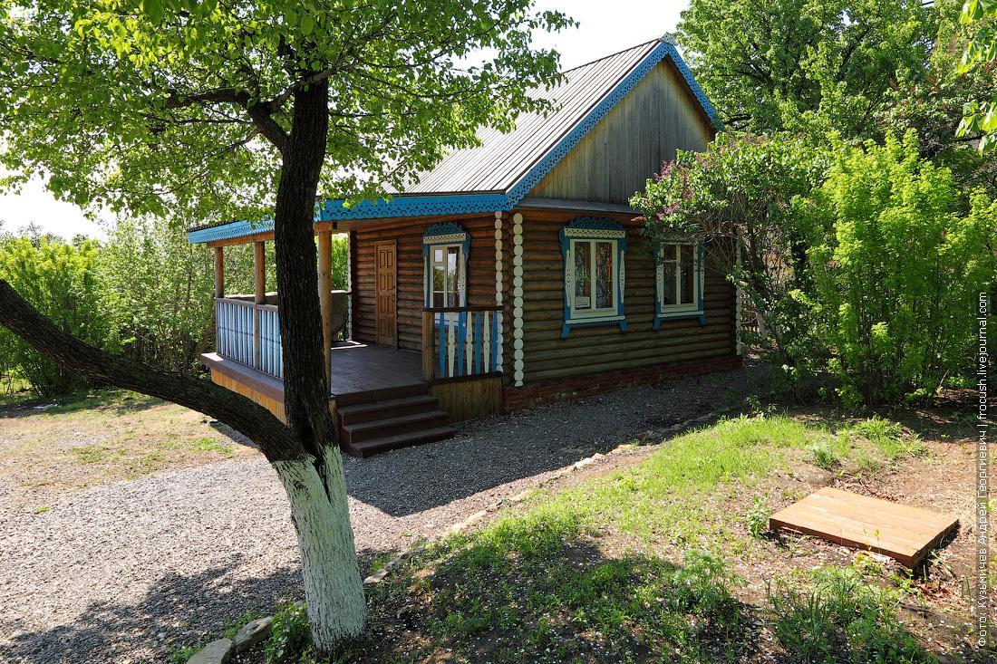 Татарское подворье национальная деревня народов Саратовской области
