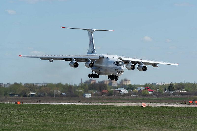 Ильюшин Ил-78М (RF-94277 / 52 синий) D807998
