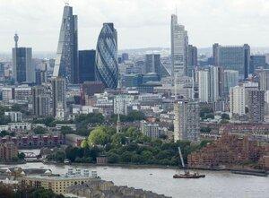 В Лондоне в 5-звездочном отеле прогремел мощный взрыв