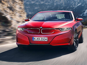 В 2018 году BMW представит конкурента Tesla Model S
