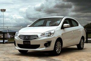 Mitsubishi выпустила на европейский рынок Mitsubishi Attrage