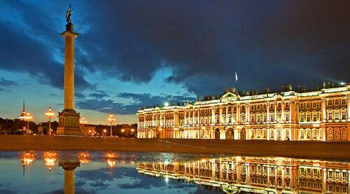 Названа десятка самых популярных городов России