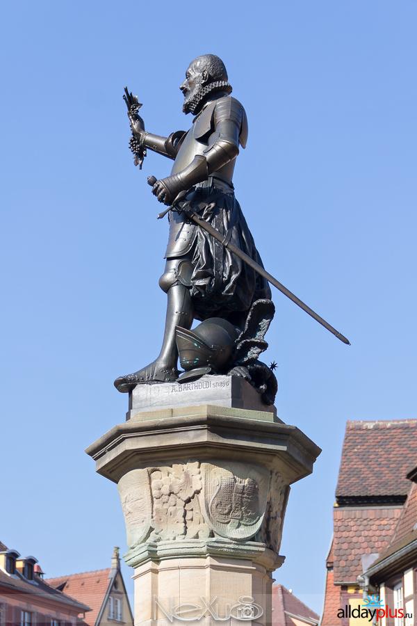 Кольма́р - «маленькая французская Венеция» и Брайзах-ам-Райн.