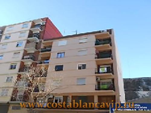 квартира в Valencia, квартира в Валенсии, квартира в Испании, недвижимость в Испании, Коста Бланка, недвижимость в Валенсии, CostablancaVIP, Валенсия, Коста Валенсия, квартира от банка, недвижимость от банка, дешевая квартира в Испании