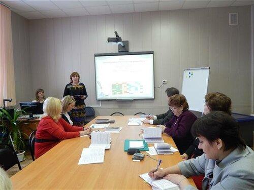 Участники секции «Новые подходы к оценке достижений учащихся»