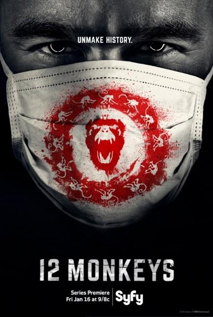 ����� 12 ������� / 12 Monkeys (2015)