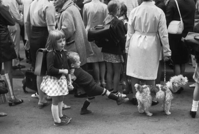 Париж, 1969 Фотографируйте детей Признанный гений фотографии очень любил фотографировать детей, кото