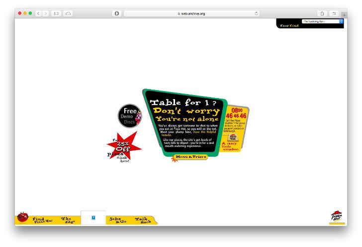 В 1994 году был создан веб-сайт, который назывался «Путеводитель Джерри по Всемирной Паутине» . Впос
