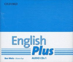 CD-диски к курсу Oxford English Plus 1