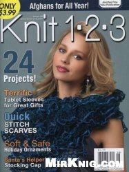 Журнал Knit 1-2-3 №8 2013