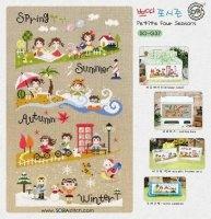 Книга SODA SO-G37 - Petite Four Seasons jpeg 15,77Мб