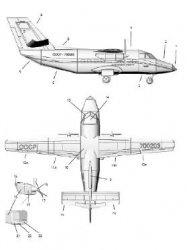 Журнал Let L 410 Turbolet