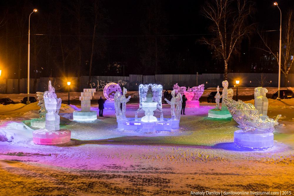 IV Ледовый Фестиваль Ангелов и Архангелов