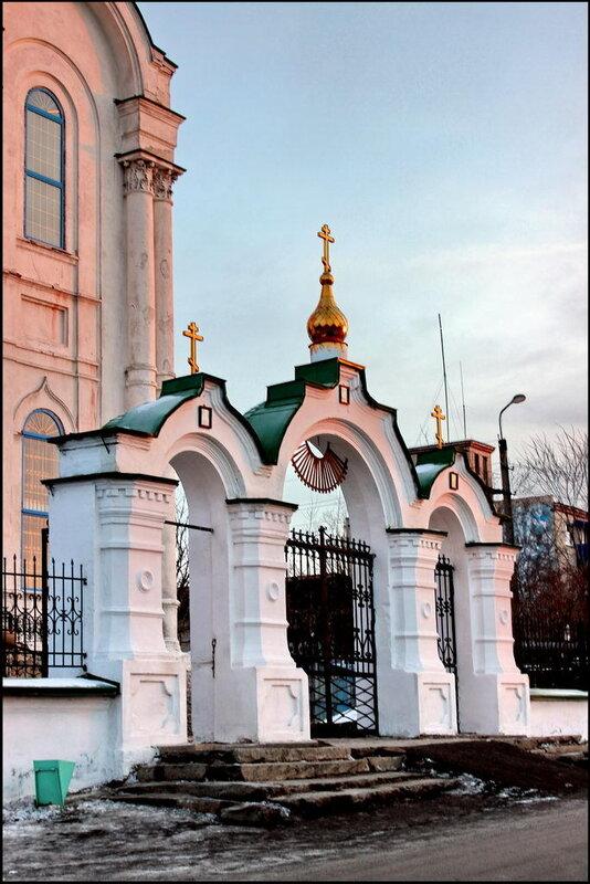 Кыштым 9067 Христорождественский собор