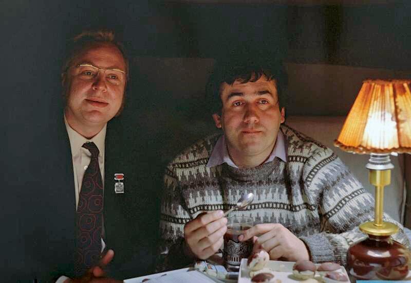 Happy Birthday -Yury Bogatirev
