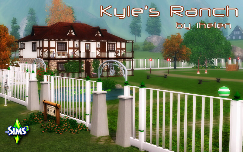 Kyle's Ranch by ihelen