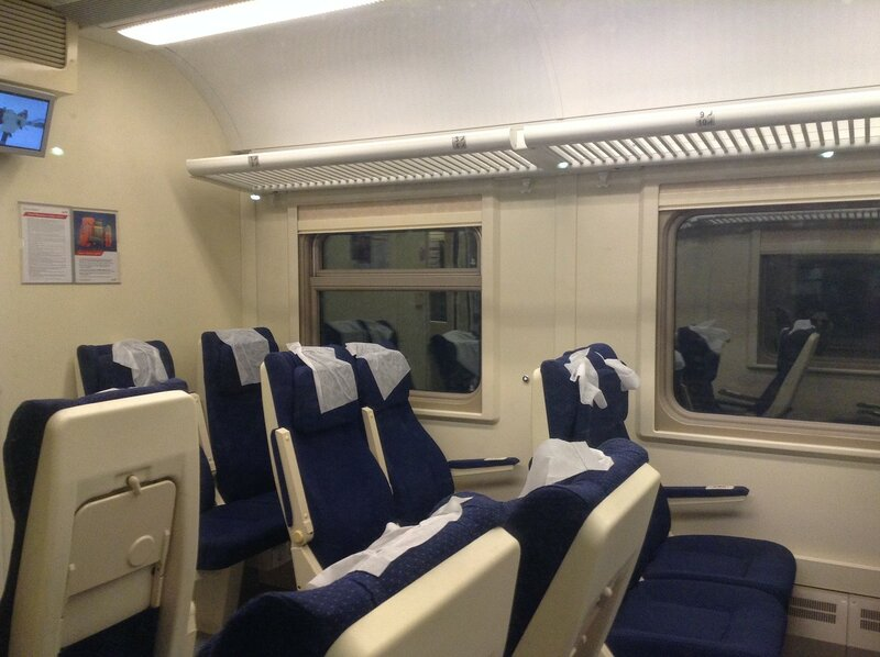 фото поезд 102я москва ярославль