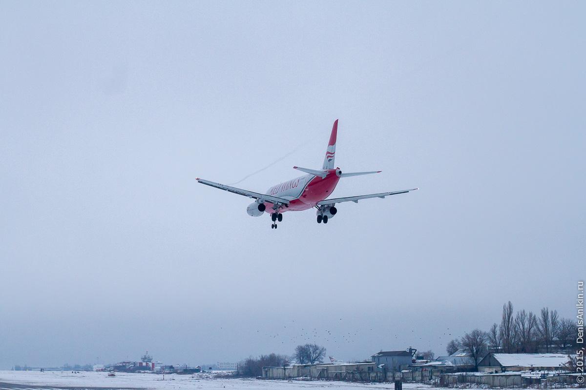 Red Wings начали полёты в Саратов 4