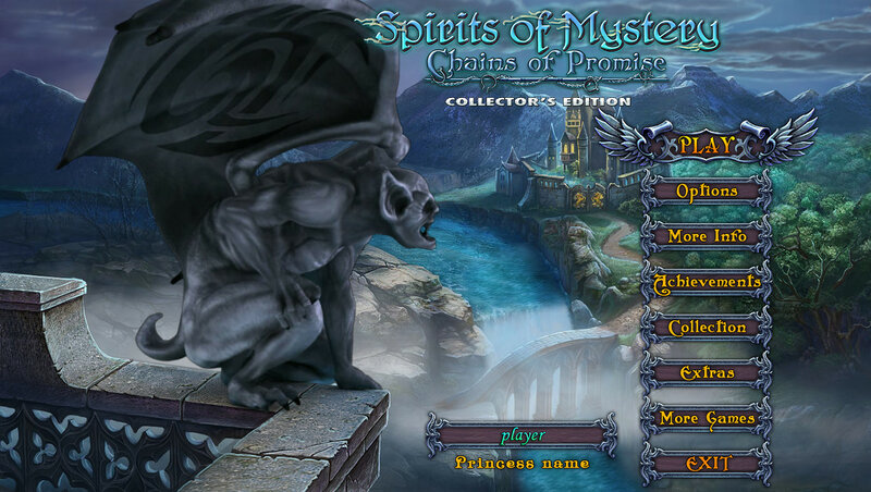 Spirits of Mystery: Chains of Promise CE