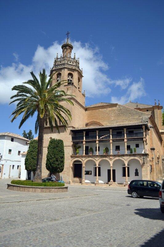 Кафедральный собор Ронды