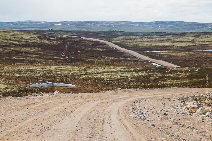 0 ccb60 97808e31 orig Прогулка по ГЭС в Териберке (Мурманская область)