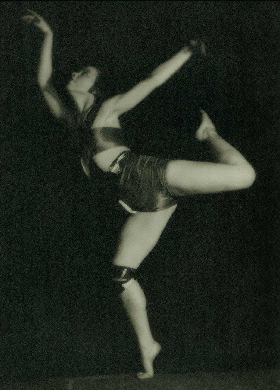 1926-1928. Этюд движения