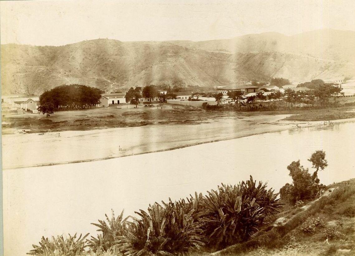 Катамбела. Вид южной части