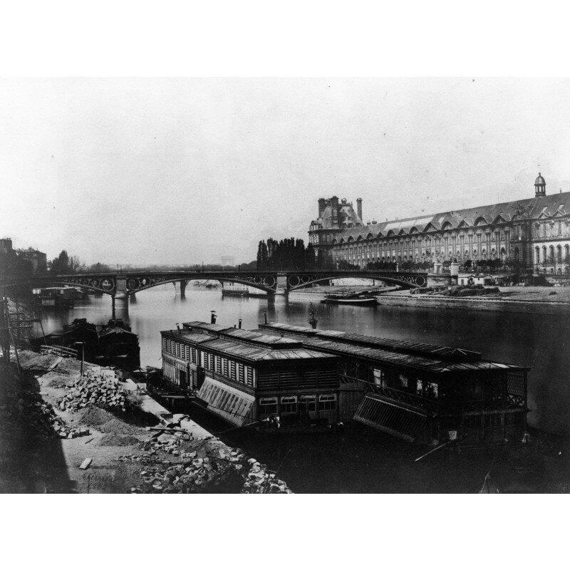 1852. Сена