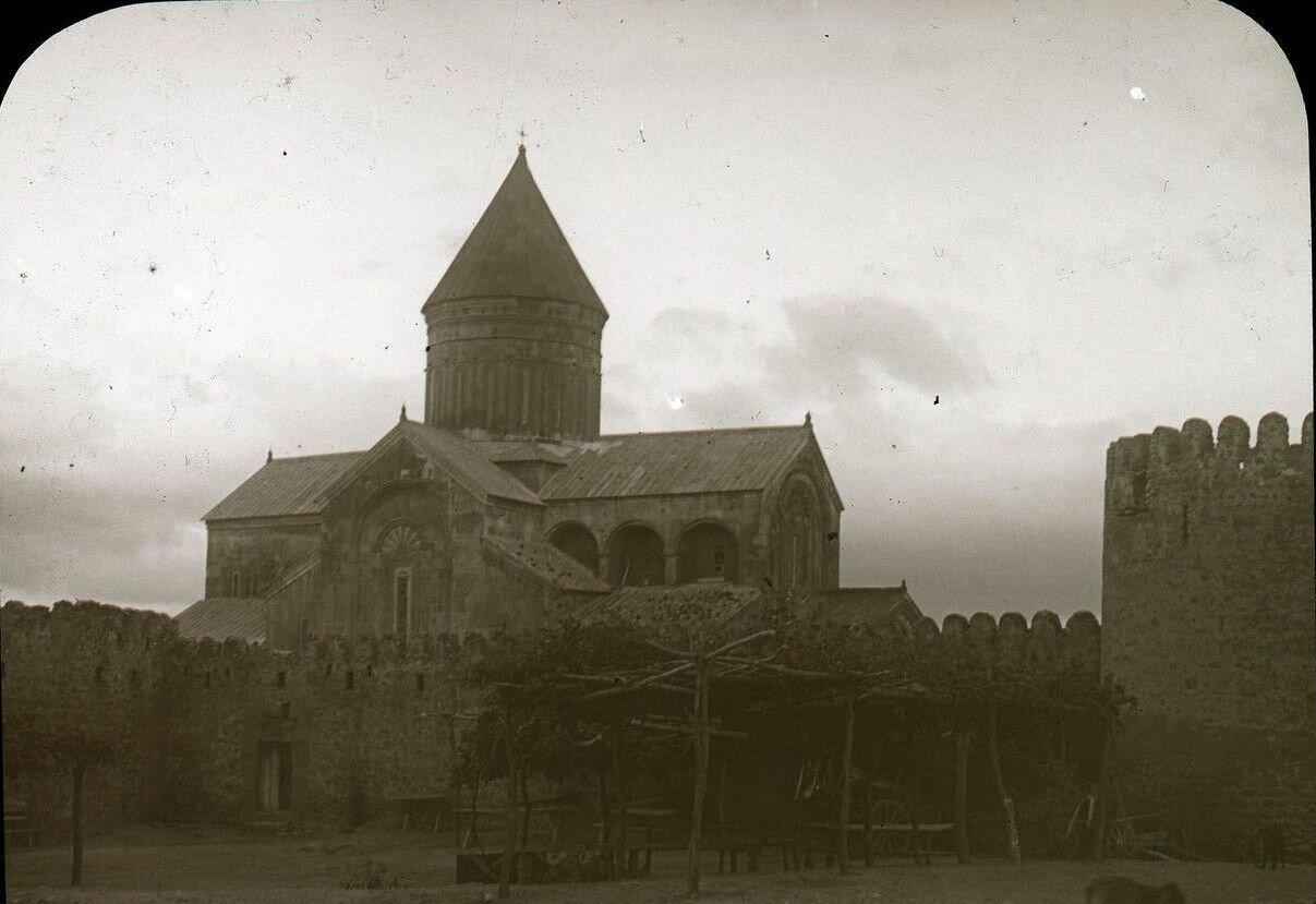 41. Мцхета. Кафедральный собор